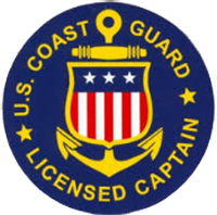 USCG Licensed Captain