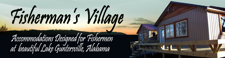 Fisherman's Village in Guntersville, AL